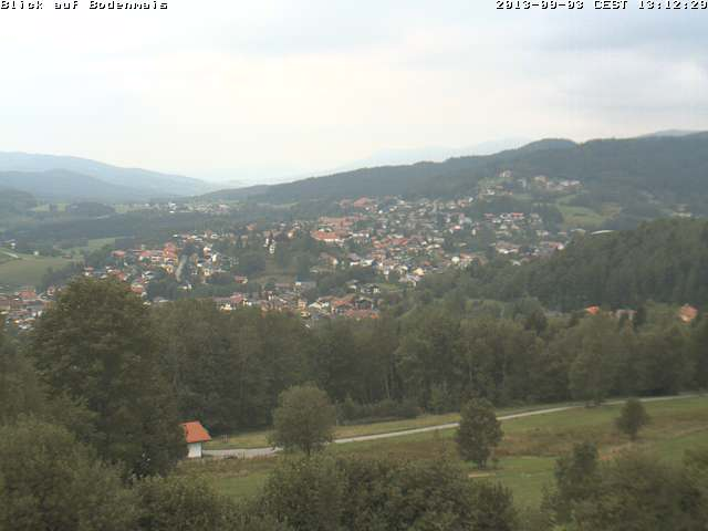 Webcam Skigebied Bodenmais - Silberberg cam 3 - Beierse Woud