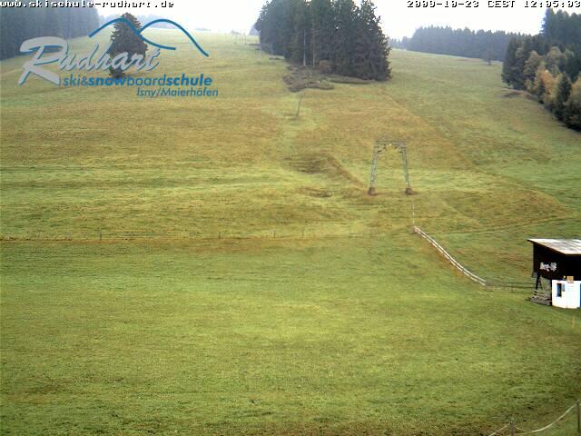 aktuelles Livebild vom Skilift in Maierhoefen